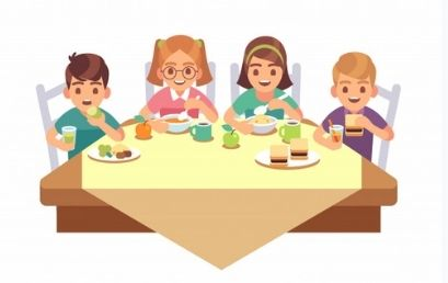 Kids table manners for How to
